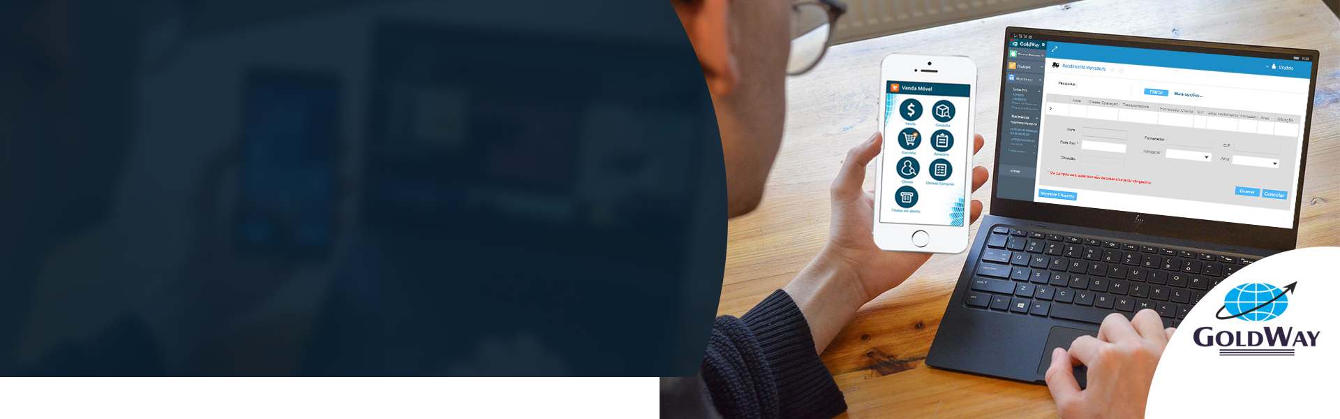 A solução ERP que sua empresa precisa, por um valor mensal